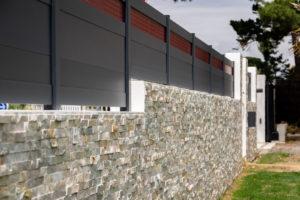 menuiserie clôture