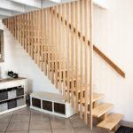 charpente escalier